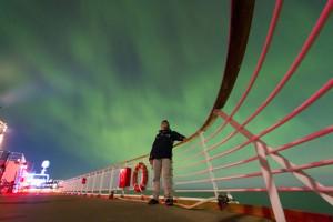 Norwegens Polarlichter